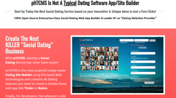 logiciel créer site de rencontre