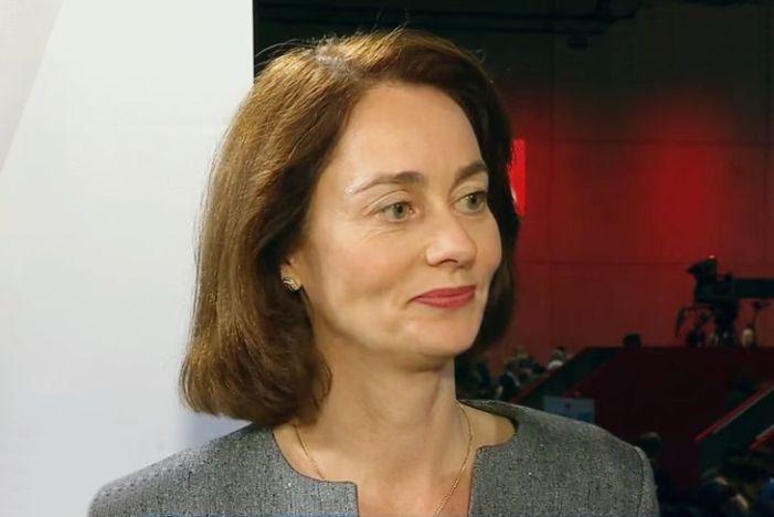 """Generalsekretärin Barley kritisiert """"Show-Politik"""" von der Leyens"""