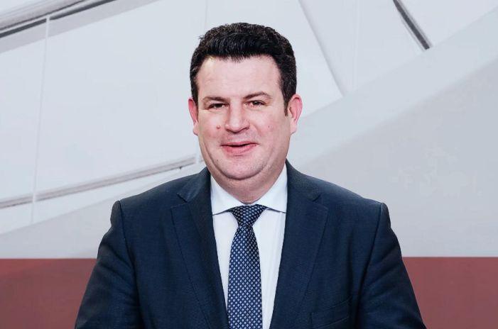 Heil kündigt Initiative für europäischen Mindestlohn an