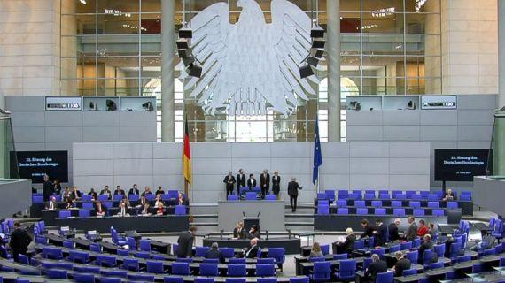 Einsparungen im Bundestag dringend erforderlich