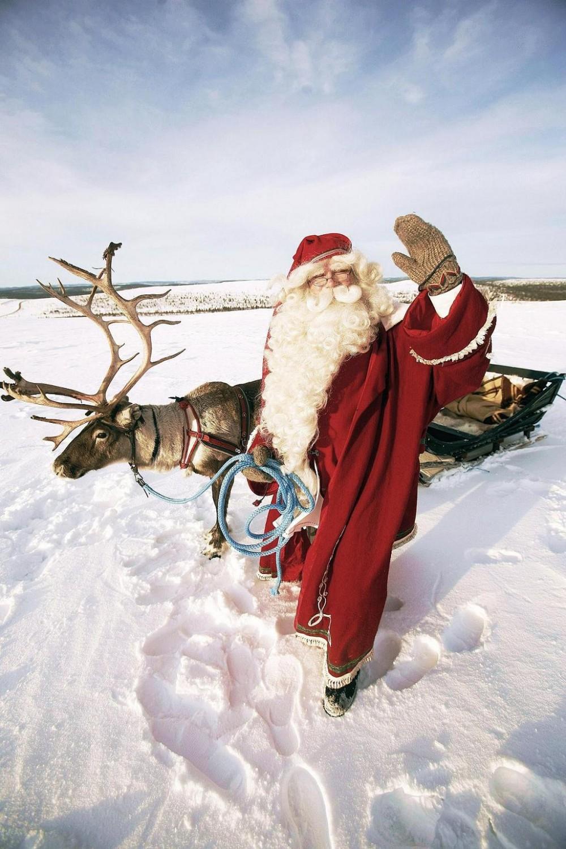 Kalmyk Childrens Ensemble Sang And Danced For Santa Claus