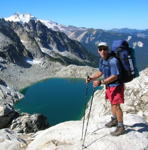 High Pass - Glacier Peak Wilderness