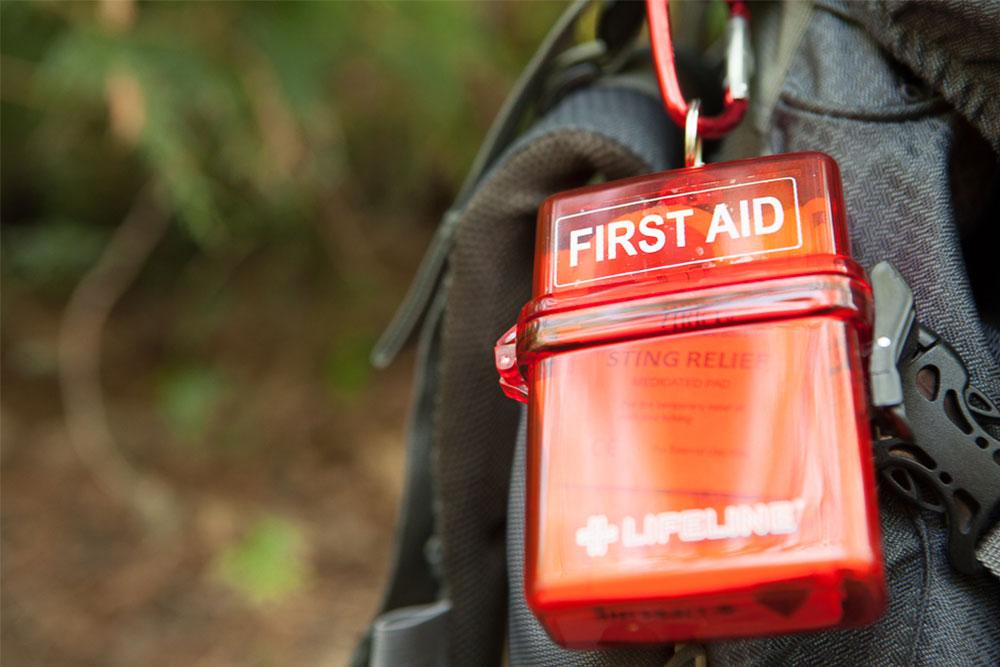 Hiking Essentials First Aid Kit