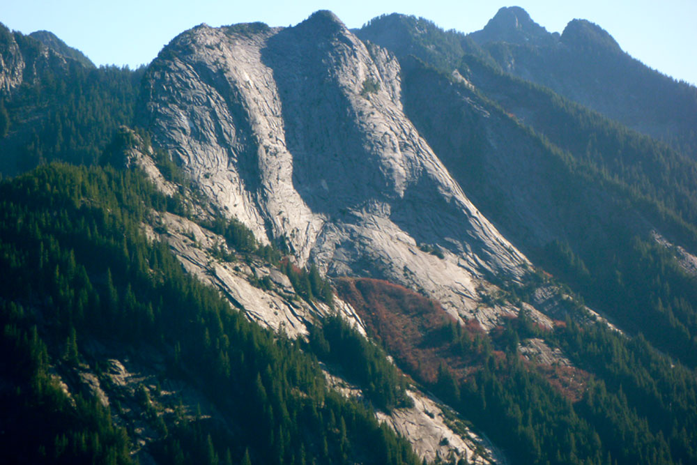 Eight Mile - Squire Creek Pass