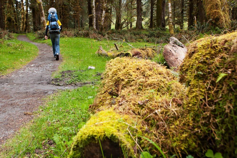 Oregon Coast hiking