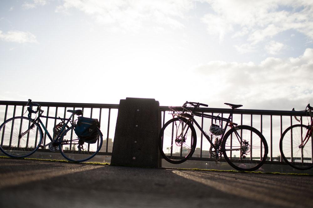 Oregon Coast biking