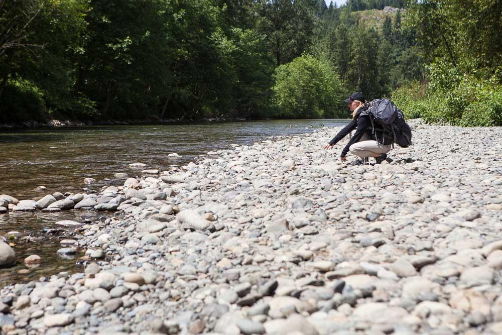 late-season hikes river hikes