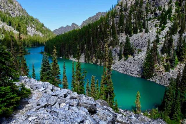 national parks - north cascades national park