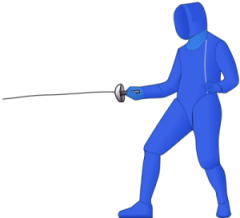 Epee Fencing Target
