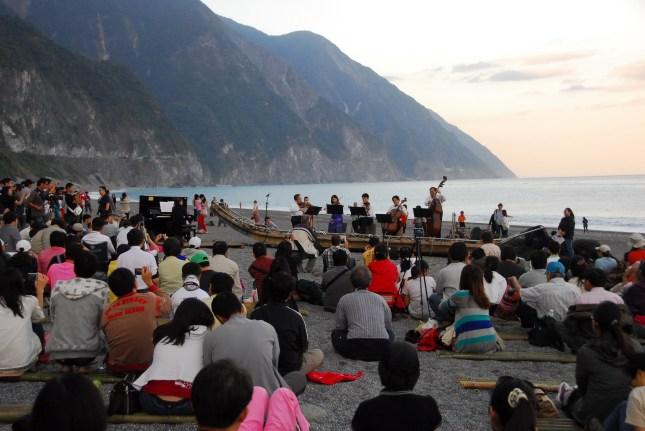 2012太魯閣峽谷音樂節