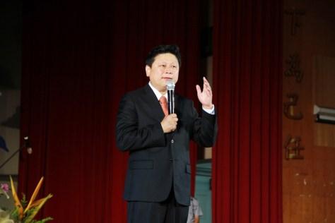 6-11 傅縣長出席花蓮高級中學畢業典禮(聯統)