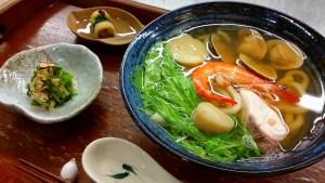 0514海鮮烏龍麵