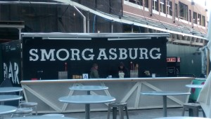 The real culprit, an empty Smorgasburg