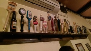 Craft taps are the trophies here