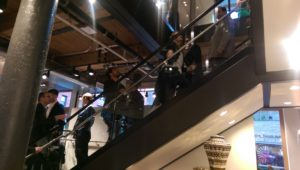 Going up? Pirch Soho