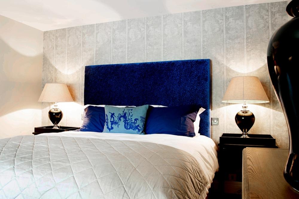03 Interiors - boutique hotel bedroom design