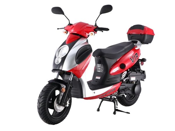 150 cc ; AIR COOLED; CVT TRANSMISSION; FRONT ABS DISC BRAKE