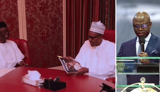 'I will succeed Buhari as president of Nigeria in 2023' – Pastor Tunde Bakare (Video)