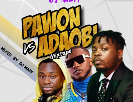 Dj Maff - Pawon Vs Adaobi Mix