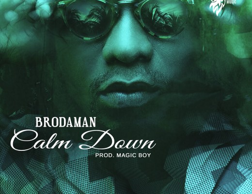 Brodaman - Calm Down (Prod. Magic Boy)