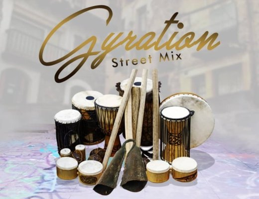 KJV DJ James – The Gyration Street Mix (2019 Ogene Mix)