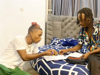 Naira Marley Signs New Artiste To His Label, Marlian Music