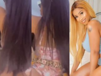 """She's Acting Like A Highly Paid Prostitute Lately"" – Fans Blast Mercy Eke Over Her Bare Butt Twerk Video"