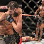 Kamaru Usman Knocks Out Jorge Masvidal, Retains UFC Title
