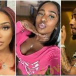 'You are fake, yet you laugh with Chioma' – Nigerians drags Davido's cousin over her comment on Mya Yafai's page