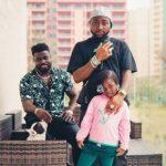 Davido Buys New Range Rover For His Daughter, Imade (Photos)