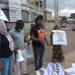 We will keep Baba Ijesha till court workers resume from strike – Lagos police commissioners tells Yomi Fabiyi and other protesters
