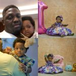 Nigeria Rapper, Illbliss, celebrates daughter's first birthday