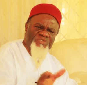 Former Anambra state governor Chukwuemeka Ezeife says Ibos do not have the tradition of shedding blood or burning down things