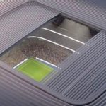 Real Madrid Unveil Photos Of Their New Bernabeu Stadium With Retractable Roof