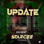 Starcee – Update Audio