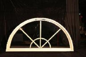 Architectural Shaped Window