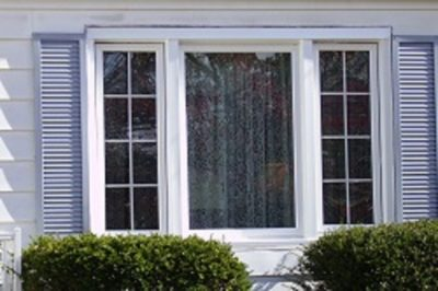 Casement and Awning front window