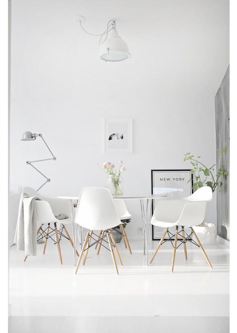 12x een ode aan Eames stoelen
