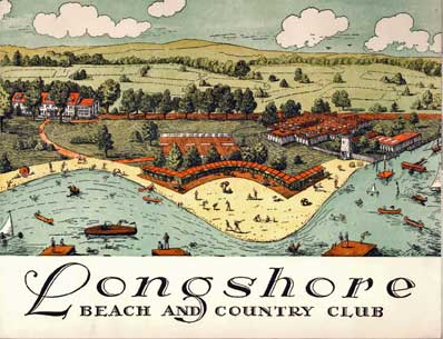 Longshore Country Club, back in its private days.
