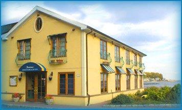 Positano's, on Hillspoint Road near Elvira's.
