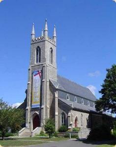 Trinity Episcopal Church, Newtown