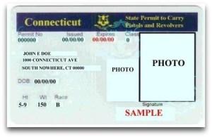 Connecticut pistol permit