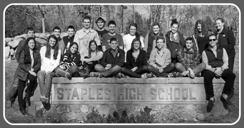 Each year, Staples Tuition Grants helps dozens of Staples seniors and graduates attend college.