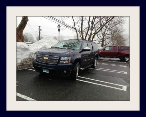 Stop and Shop parking