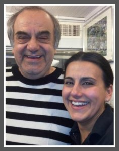Nick Yiozanakos and Niki Boulas, Elvira's owners.