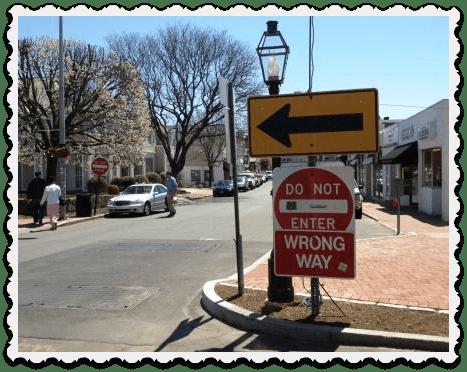 Main  Street, Westport CT