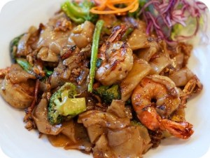 Pad See Ew tastes a lot better than it sounds. (Photo courtesy of CTBites.com)