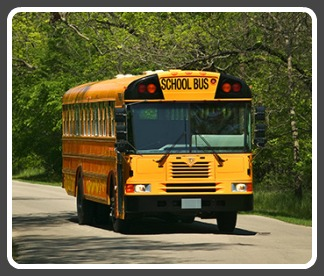 Pretty soon, each kid will get his or her own personal bus.