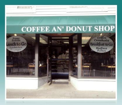 Coffee An' -- Westport, CT