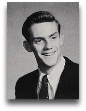 Christopher Lloyd, in Staples High School.